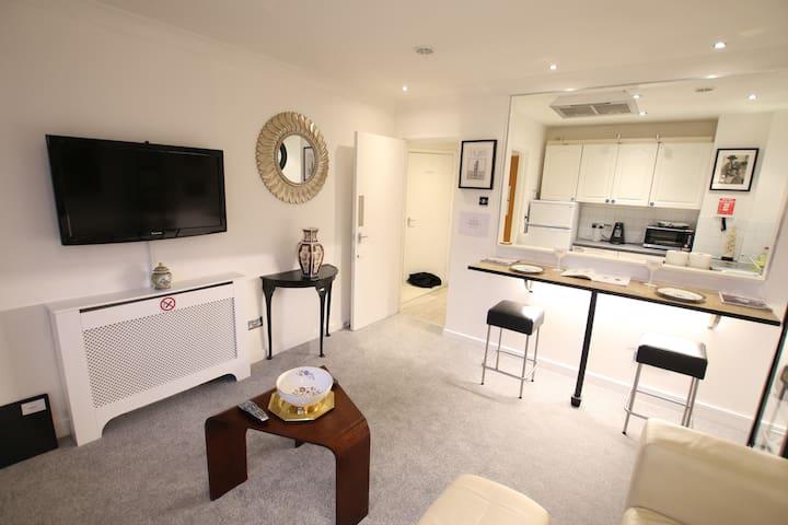 Deluxe One Bedroom Apartment in Northampton Town