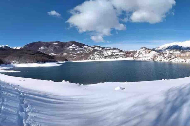 Lago della Montagna Spaccata
