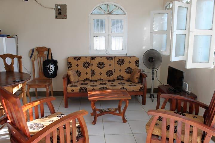 Casa de Julia: Guest Bedroom - San Juan del Sur - Apartemen