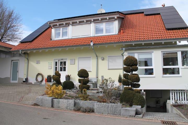 Ferienwohnung nähe Bodensee