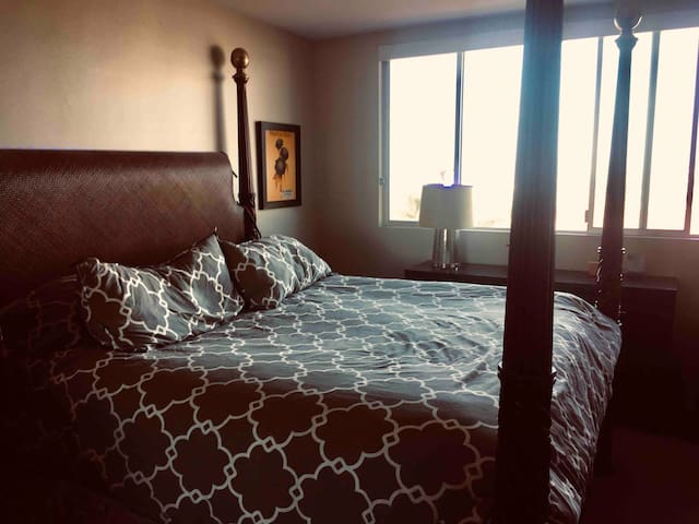 Master Bedroom with Private Bedroom - Bankers Hill