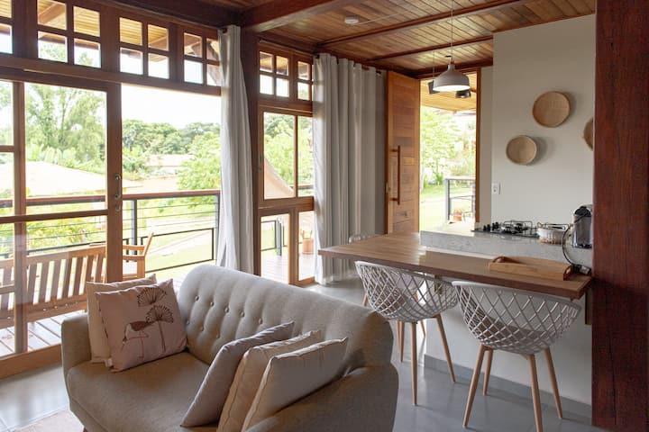 Casas Gengibre - Loft 03 (térreo)