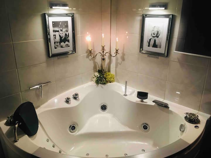 Sfeervolle romantische studio Veel luxe en comfort