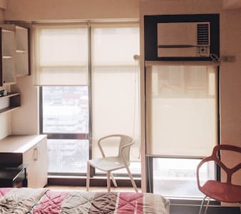 Cozy Studio unit in Makati CBD - Makati - Appartement en résidence