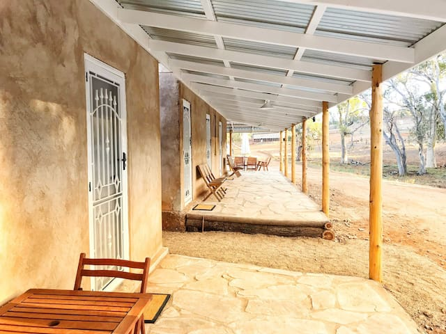 Upalinna Shearers Quarters Central Flinders Ranges