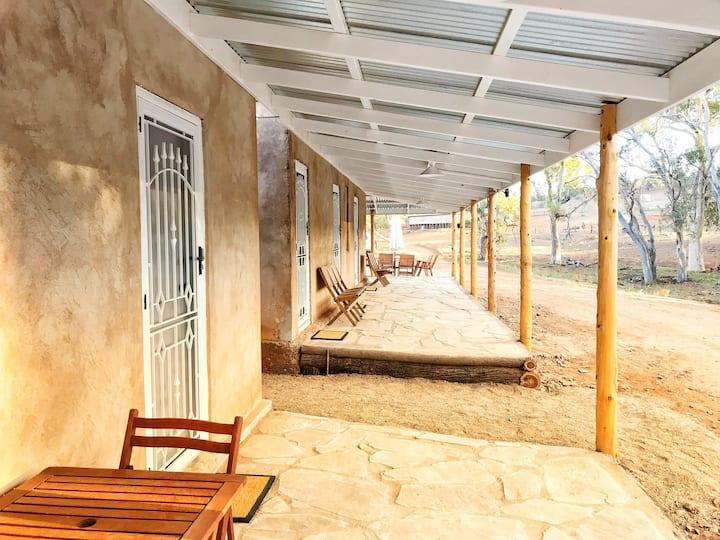 Upalinna Shearers Quarters Central Flinders Ranges