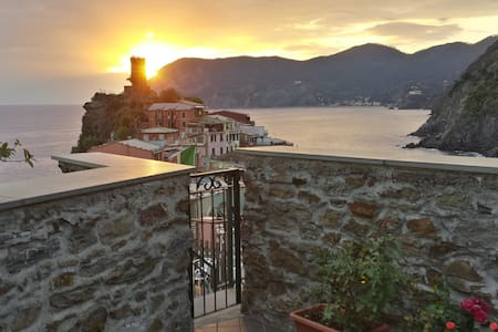 Seaview apartament in Vernazza - Apartamento