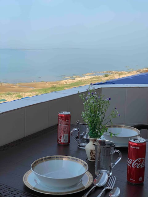 Прекрасная квартира с видом на море