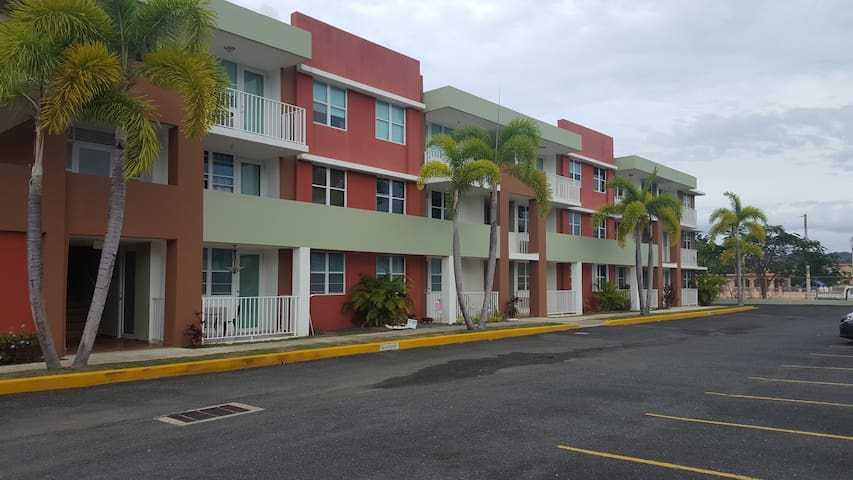 Coconut Court Apt