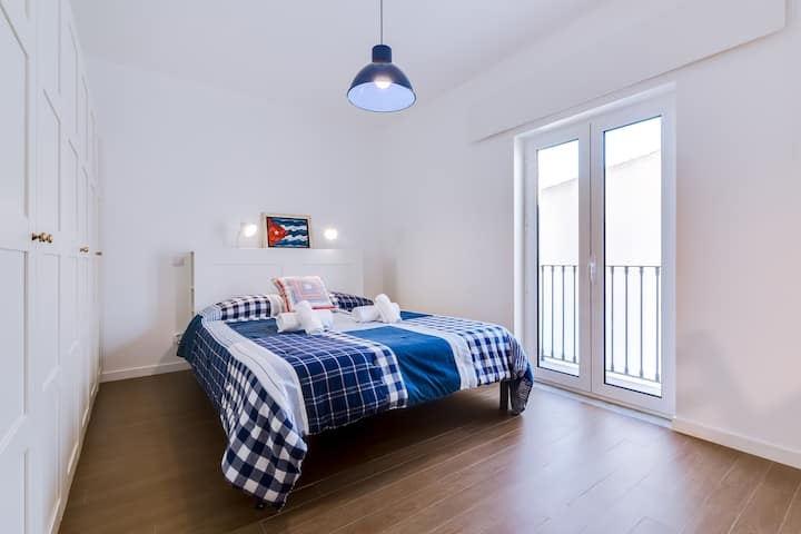 Jesya Room! Exclusivity & Best Location in Faro