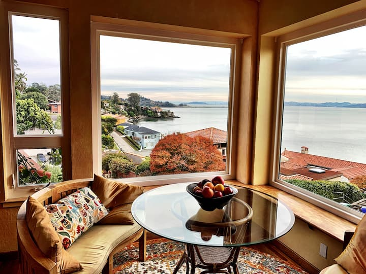 SF Bay View home with Hot Tub option