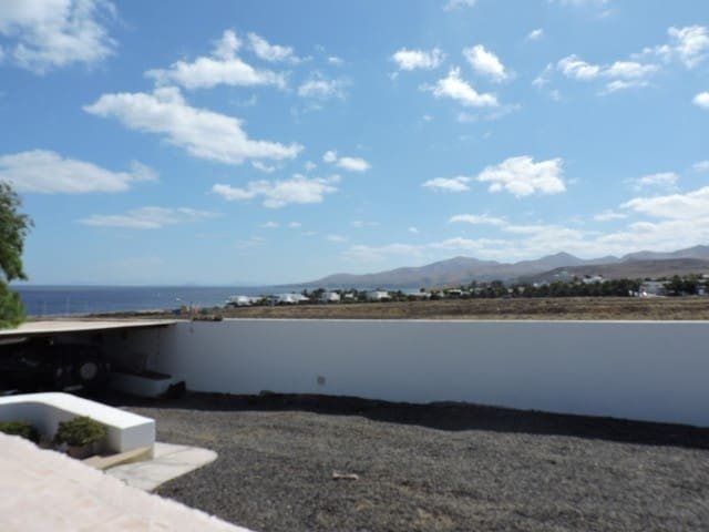 View towards Puerto Calero from the drive at 41A.
