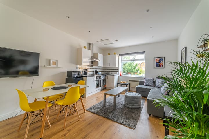 Central Watford , modern and spacious