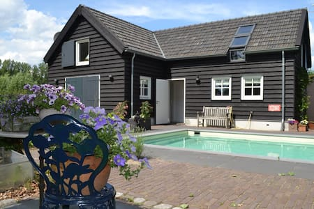 Country cottage with pool - Sint-Oedenrode - House