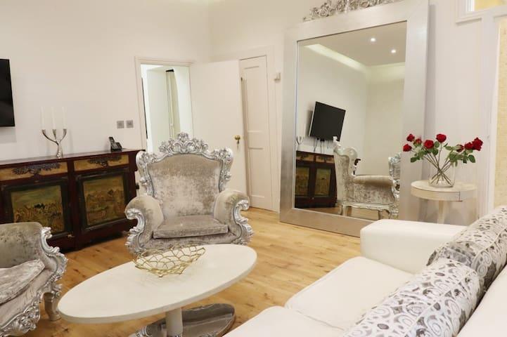 Роскошная 3х-комнатная квартира в центре ЛОНДОНА