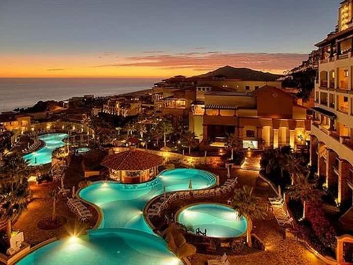 Junior Suite @ Pueblo Bonito Sunset Beach Sleeps 4