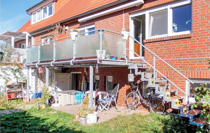Stunning home in Kühlungsborn with WiFi and 1 Bedrooms