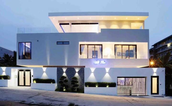 帕山独立大别墅、4居大卧室、著名设计师呈现完美