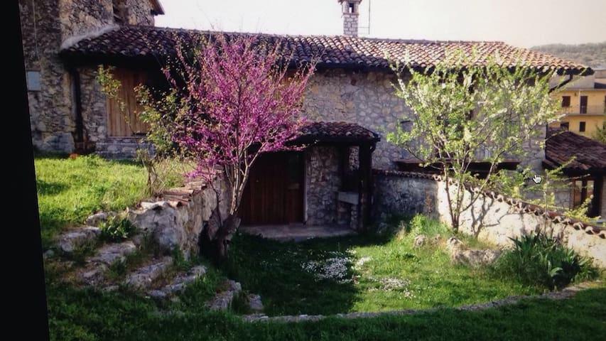 Romantico rustico nel silenzio - Civitella - Maison