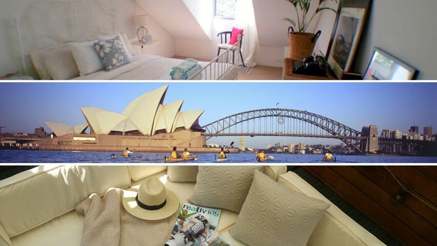 Unique home for your Sydney adventure! - Darlinghurst - Wohnung