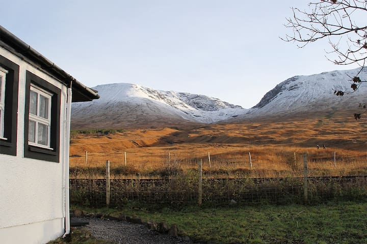 Comfy Double/Twin Room B&B on West Highland Way. - Argyll and Bute - Penzion (B&B)