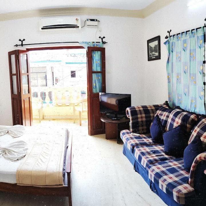 Casa Fortes 4 bedroom home calangute