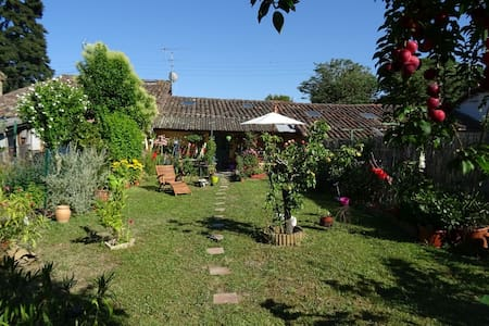 Le Jardin de L'Isle - L'Isle-Jourdain - Bed & Breakfast