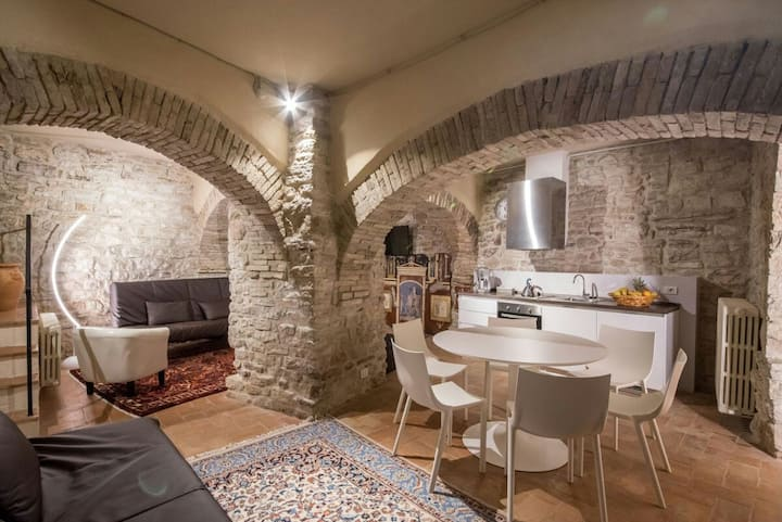 DREAM IN THE HEART OF ASSISI PERFETTA LETIZIA HOME
