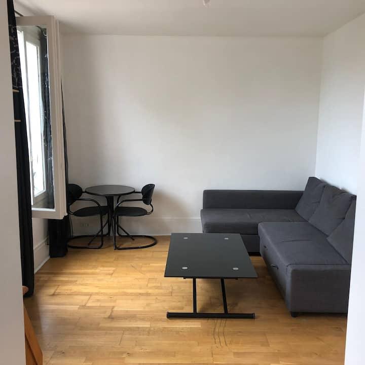 studio meublé proche de Paris