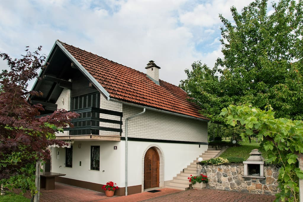 Vineyard Cottage Dražumerič