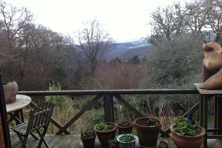 Creative and peaceful artist's home on Dartmoor - Ashburton - Σπίτι