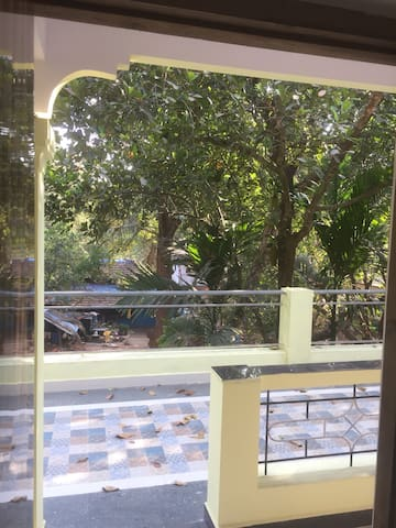 Apartment with Terrace, Arambol, Goa