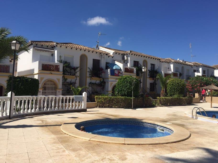Mirador del mediterraneo orihuela costa bungalows for for Mirador del mediterraneo