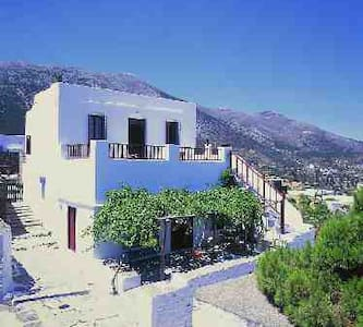UNIQUE TRADITIONAL HOUSE IN SIFNOS - Milos - Hus