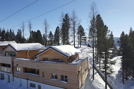 Chalet Turrachsee - Traumhaus  mit Ski-in/Ski-out