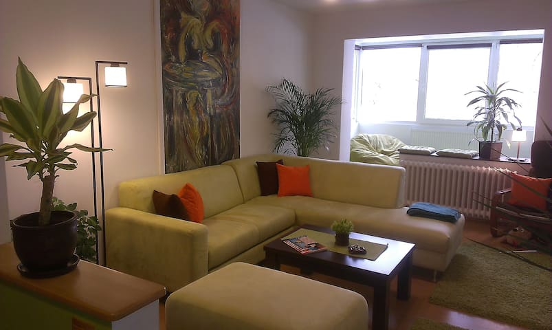 Green apartment - Odorheiu Secuiesc - Serviced apartment