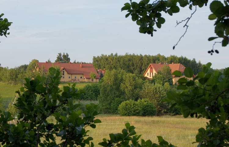B&B in picturesque countryside - Murowana Goślina - Bed & Breakfast