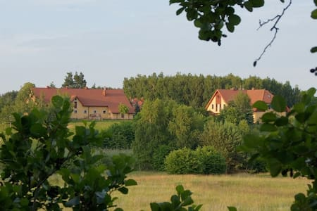 B&B in picturesque countryside - Murowana Goślina