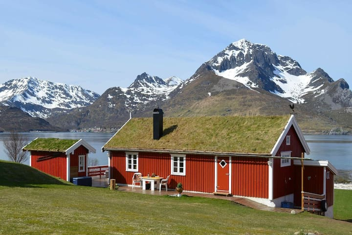 4 star holiday home in Gravdal