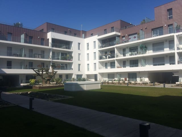 Grand T2 neuf - Nouvelle-Aquitaine - Daire