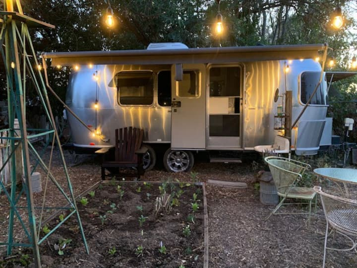 WINE COUNTRY AIRSTREAM FARM GREEN STAY Toxic Free