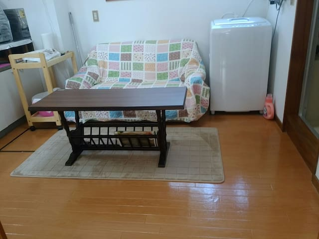 【Free WIFI】Clean, Comfy & Simple private apartment - Akita-shi - Apartamento