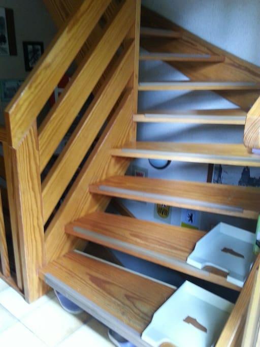 Treppe /  stairs /  escada