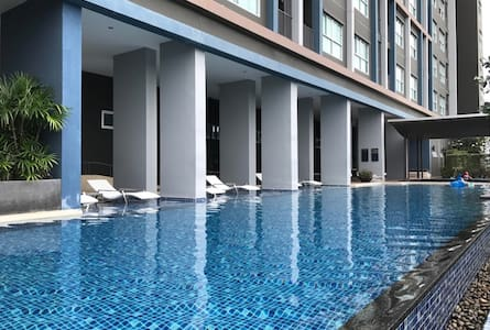 Khiang Fah Condo - sleeps 4 - come and relax