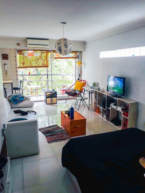 Relaxing Studio apartment in Belgrano CANELA