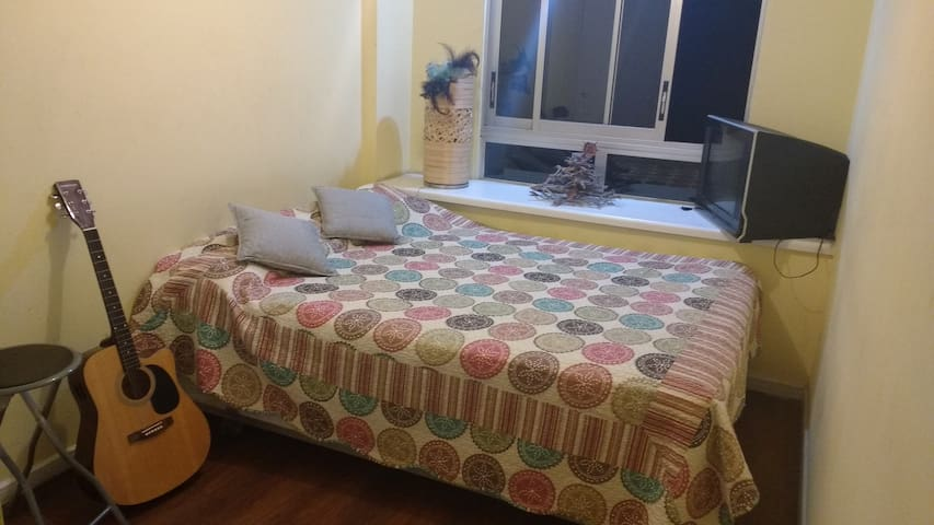 Habitación dos personas en Santiago Centro