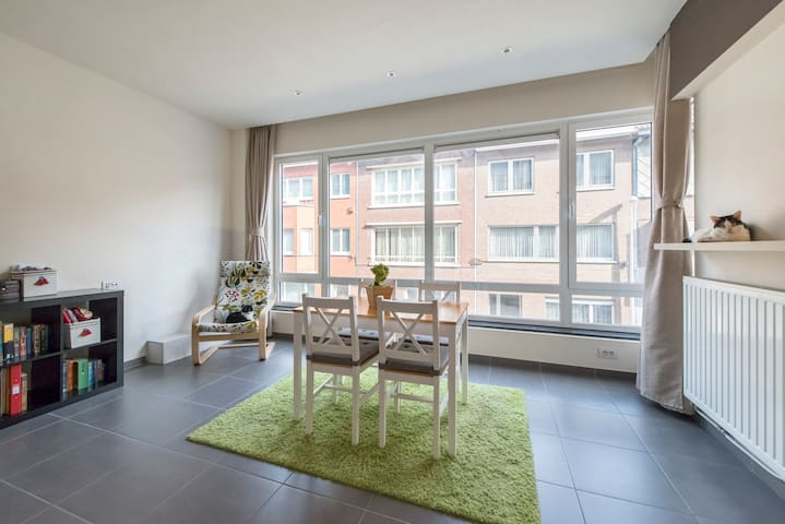 Beautiful apartment near Pukkelpop - Hasselt - Apartamento