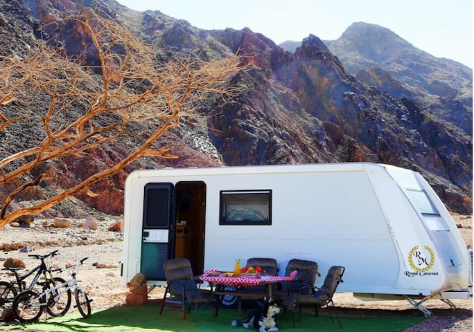 Royal Caravan Eilat - Eilat model