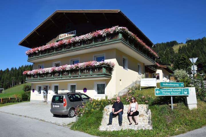 Alpine Apartment Andre 6 - Wagrain - Apartment