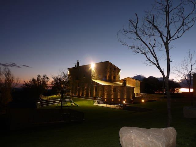 Cal Macià - L'Espunyola - Dům